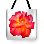 The Rose Patchwork Tote Bag