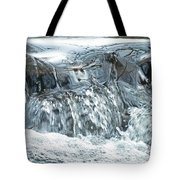 The Rough With The Smooth  Tote Bag