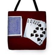 The Royal Flash Tote Bag