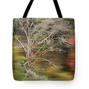 The Running Tree Tote Bag