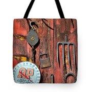 The Rusty Barn - Farm Art Tote Bag