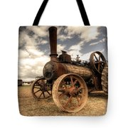 The Rusty Mclaren  Tote Bag