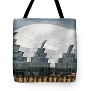 The Sage Building Tote Bag