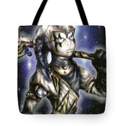 The Sapphire Of Fate Tote Bag