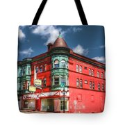 The Sauter Building Tote Bag
