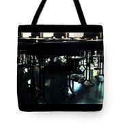 The School Room  Tote Bag
