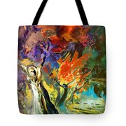 The Scream 02 Tote Bag