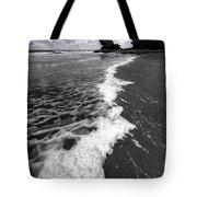 The Sea And The Foam Tote Bag