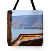 The Sea Of Galilee Tote Bag