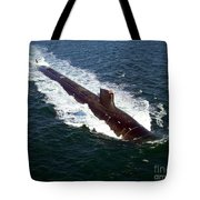 The Seawolf-class Nuclear-powered Tote Bag