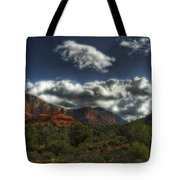 The Serenity Of Sedona  Tote Bag