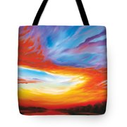 The Seventh Day Tote Bag