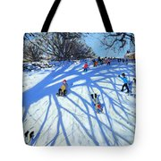 The Shadow Derbyshire Tote Bag