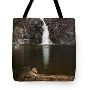 The Shallows Waterfall 2 Tote Bag