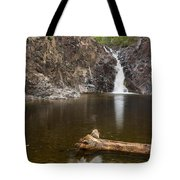 The Shallows Waterfall 3 Tote Bag