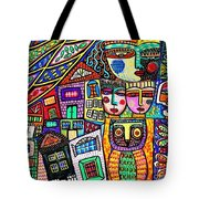 The Shelter Tree Tote Bag