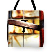 The Silence Of Calm Tote Bag
