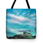The Sky That Day Tote Bag