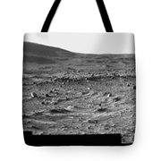 The Slopes Of Husband Hill Tote Bag