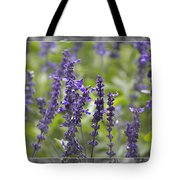 The Smell Of Lavender  Tote Bag