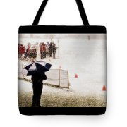 The Snow Game Tote Bag