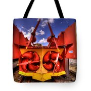 The Snowblower Tote Bag