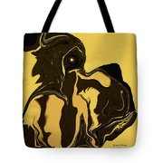 The Soulful Boxer Tote Bag