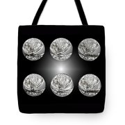 The Source Of Light Tote Bag