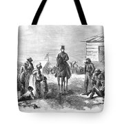 The South After Civil War Tote Bag
