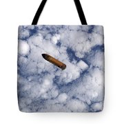 The Space Shuttles External Fuel Tank Tote Bag
