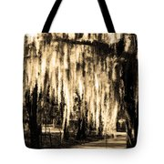 The Spanish Moss Tote Bag