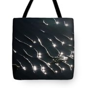The Sparkling Ripples Tote Bag