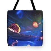 The Spazmatics Tote Bag by Sheri Bartoszek