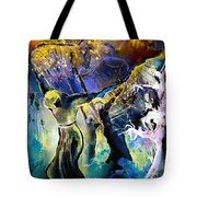 The Spell Tote Bag