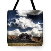 The Splendor Of The Superstitions Tote Bag