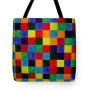The Square Mandala Tote Bag