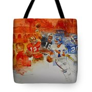The Stanford Legacy  1 Of 3 Tote Bag