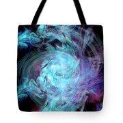 The Stargazer's Journey Tote Bag by Linda Sannuti