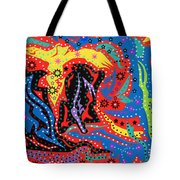 The Stars At Night Tote Bag