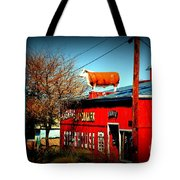 The Steakhouse On Route 66 Tote Bag