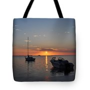 The Still Of The Night Tote Bag
