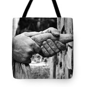 The Stone Mason Tote Bag