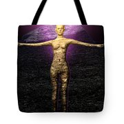 The Stoneborn Priestess Of Khufu Tote Bag