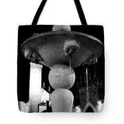 The Strange Fountain Tote Bag