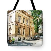 The Streets Of London Tote Bag