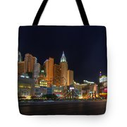 The Strip Tote Bag