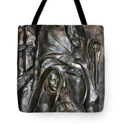 The Submission At Nativity Church Tote Bag