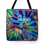 The Sun Kings Tote Bag