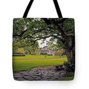 The Sundial Terrace, Glin Castle, Co Tote Bag