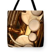 The Sweet Sound Of Old Jazz Tote Bag